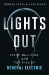 Lights Out - Houghton Mifflin Harcourt (Hardcover)