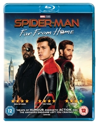 Spider-Man - Far from Home (Blu-Ray) - Cover