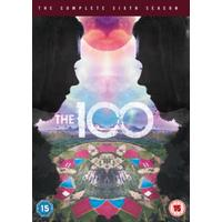 The 100: The Complete Sixth Season (DVD)