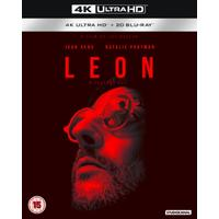Leon: Director's Cut (4K Ultra HD + Blu-Ray)