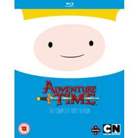Adventure Time: The Complete First Season (Blu-Ray)