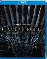 Game of Thrones: Season 8 (Region A Blu-ray) - Cover