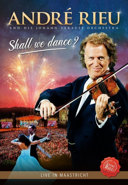 Andre Rieu - Shall We Dance -  Live In Maastricht (DVD)