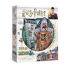Diagon Alley Collection - Harry Potter - Weasley's Wizard 3D Puzzle (285 Pieces)