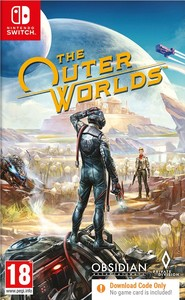 The Outer Worlds (Nintendo Switch) - Cover