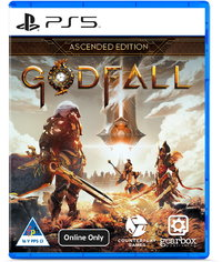 Godfall - Ascended Edition (PS5) - Cover
