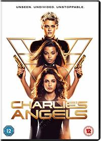 Charlie's Angels (2019) (DVD) - Cover