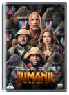 Jumanji - The Next Level (DVD)