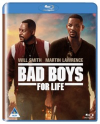 Bad Boys For Life (Blu-ray) - Cover