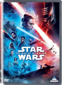 Star Wars: The Rise of Skywalker (DVD) - Cover