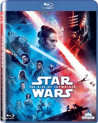 Star Wars: The Rise of Skywalker (Blu-ray) - Cover
