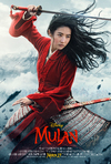 Mulan (Live Action) (DVD) Cover