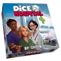 Dice Hospital (Dice Game) - Cover
