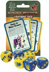 Munchkin - Warhammer 40,000 - Lightning Dice (Card Game)