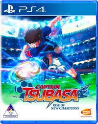 Captain Tsubasa: Rise of New Champions (PS4) - Cover