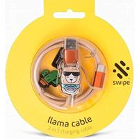 Swipe - 3-in-1 Cable - Llama PowerLead (Charging Cable)