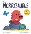 The Worrysaurus - Rachel Bright (Paperback)