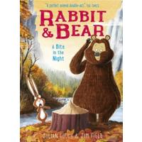 Rabbit and Bear: A Bite in the Night - Julian Gough (Paperback)