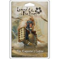 Legend of the Five Rings: The Card Game - The Emperor's Legion Lion Clan Pack (Card Game)