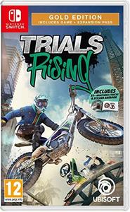 Trials Rising: Gold Edition (Nintendo Switch) - Cover
