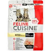 Feline Cuisine - Kitten Chicken & Rice (1kg)