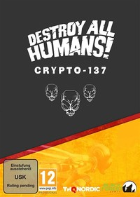 Destroy All Humans! - Remake - Crypto-137 Edition (PS4)
