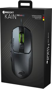 Roccat - Kain 100 AIMO Optical USB Mouse EU packaging