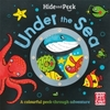 Hide and Peek: Under the Sea - Pat-a-Cake (Board Book)