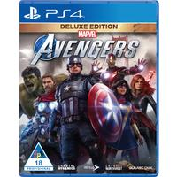 Marvel's Avengers - Deluxe Edition (PS4)