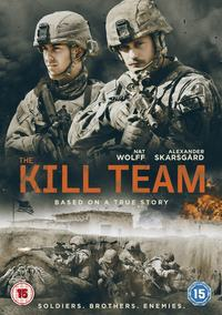 The Kill Team (DVD) - Cover