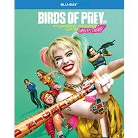 Birds of Prey and the Fantabulous Emancipation of One Harley Quinn (Blu-ray)