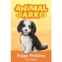 New Animal Ark : Puppy Problem - Lucy Daniels (Paperback)