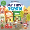 My First Town - Roger Priddy (Board Book)