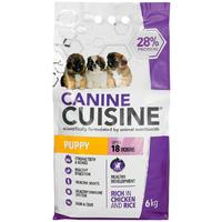 Canine Cuisine - Puppy Chicken & Rice (6kg)