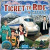 Ticket to Ride - Map Collection Volume 7 - Japan & Italy (Board Game)