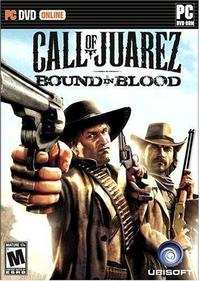 Call of Juarez: Bound in Blood (US Import PC) - Cover