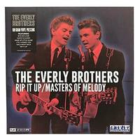 The Everly Brothers - Rip It up / Masters of Melody (Vinyl) - Cover