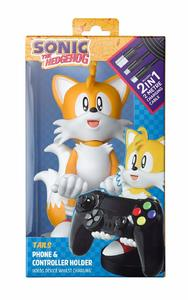 Cable Guy - Tails (Sonic the Hedgehog) - Phone & Controller Holder - Cover