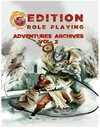 5th Edition Role Playing Adventures Archives, Vol. 2 (Role Playing Game)