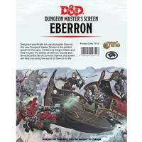 Dungeons & Dragons - Eberron: Rising From The Last War - Dungeon Master's Screen (Role Playing Game)