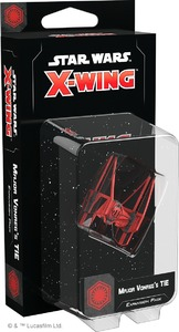 Star Wars: X-Wing (Second Edition) - Major Vonreg's TIE Expansion Pack (Miniatures) - Cover