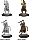 Dungeons & Dragons - Nolzur's Marvelous Unpainted Miniatures - Female Elf Cleric (Miniatures)