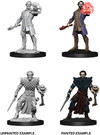 Dungeons & Dragons - Nolzur's Marvelous Unpainted Miniatures - Male Human Warlock (Miniatures)