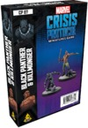 Marvel Crisis Protocol - Black Panther and Kilmonger Expansion (Miniatures)