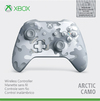 Microsoft - Xbox One Wireless Bluetooth Controller - Arctic Camo Special Edition (Xbox One/PC Windows 10)