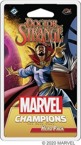 Marvel Champions: The Card Game - Doctor Strange Hero Pack (Card Game) - Cover