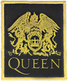 Queen - Classic Crest Woven Patch