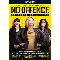 No Offence: Complete Collection (Region 1 DVD)