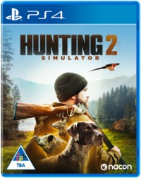 Hunting Simulator 2 (PS4) - Cover