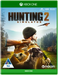 Hunting Simulator 2 (Xbox One) - Cover